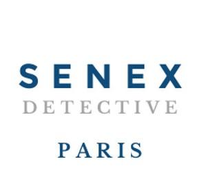 logo SENEX détective privé